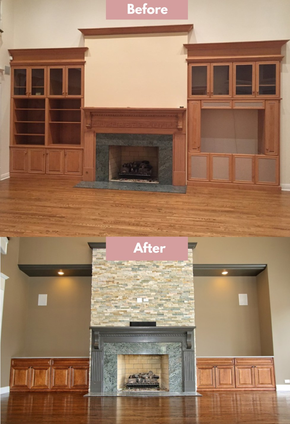 fireplace refacing companies