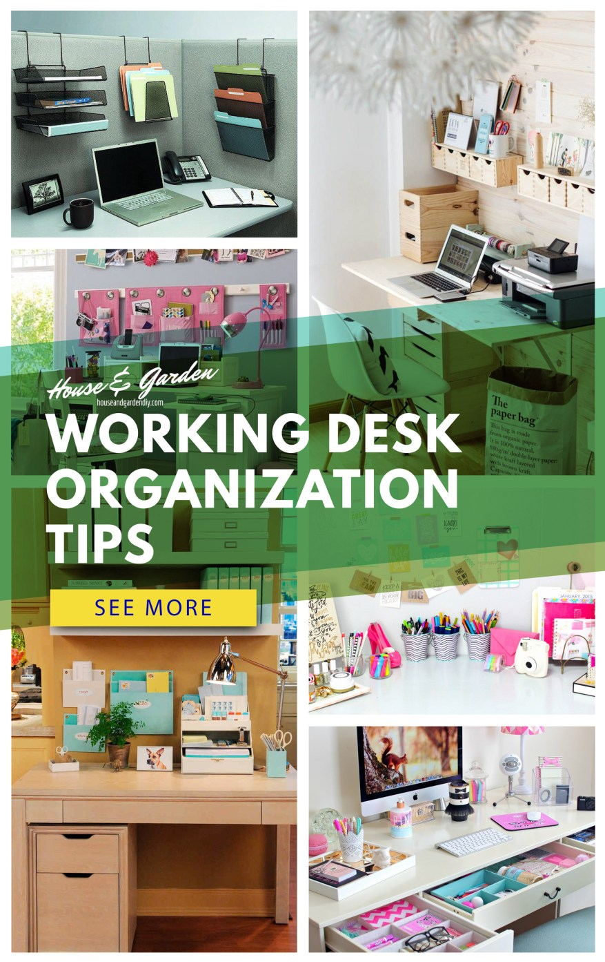 office organization tips and ideas