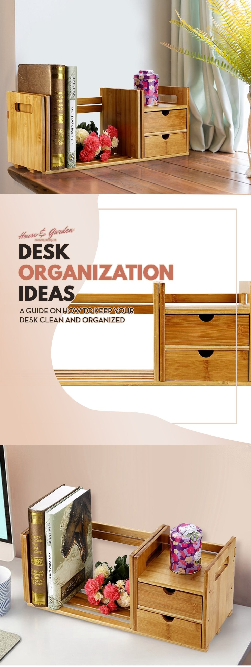 office organization tips and tricks