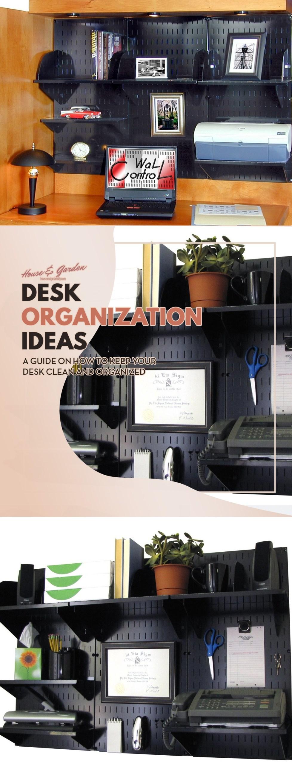 office organization tips