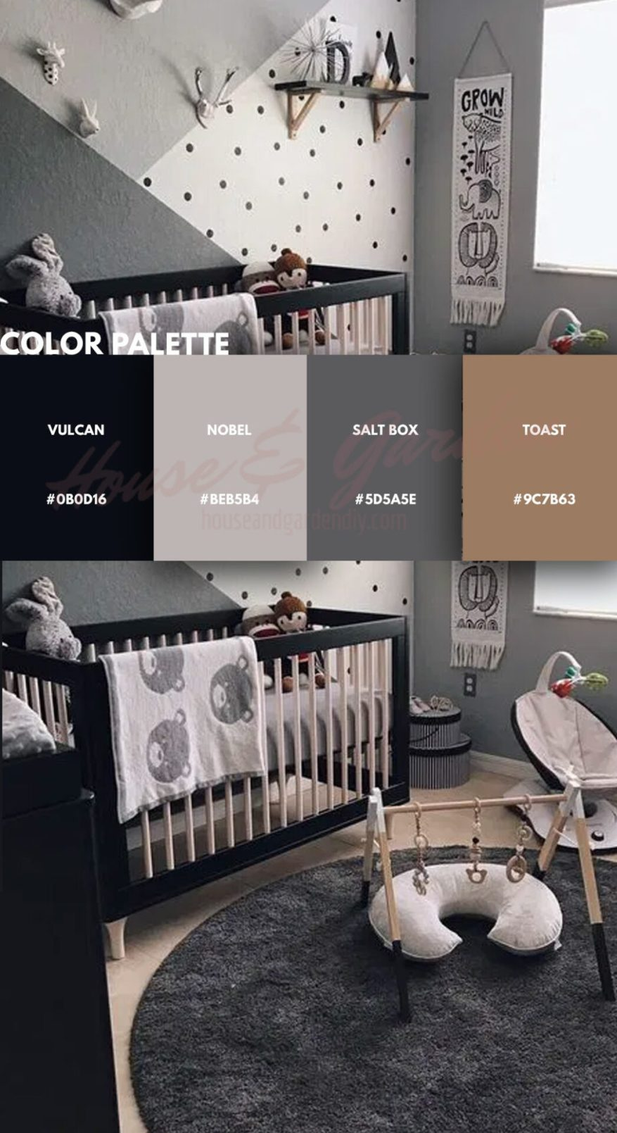bedroom decor ideas for baby