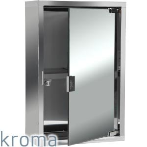 High Quality Kroma Bathroom Mirror Cabinet by OnlineDiscountStore  House and Garden Store