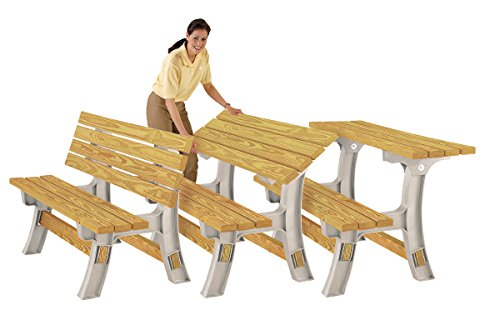 resin folding chairs for sale cast aluminum wooden table bench - flip top any size just add your cls 2x4 timber house and garden ...