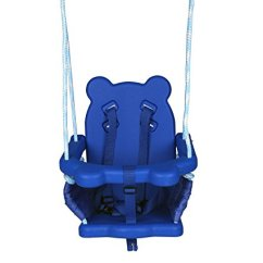 Blue Folding Chairs Fishing Chair With Canopy Swing Outdoor Indoor Toddler Safety Baby Seat For Baby/chirldren's ...