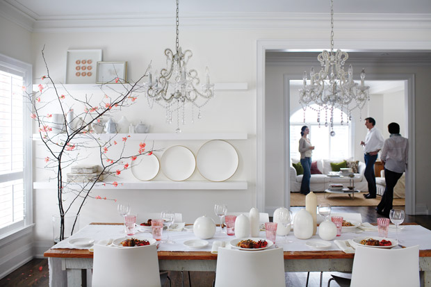 5 fresh spring tabletop decor ideas