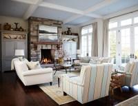 A New England-Style House By Sarah Richardson Design