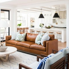 Images Of Living Rooms With Leather Furniture Room Large Wall Decorating Ideas 17 Tan Sofas Livingroom Plus Kitchen Studio Mcgee