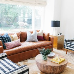 Tan Leather Couch Living Room Good Color Find Out What Type Of Sofa Is Trending Around The Web 1 21
