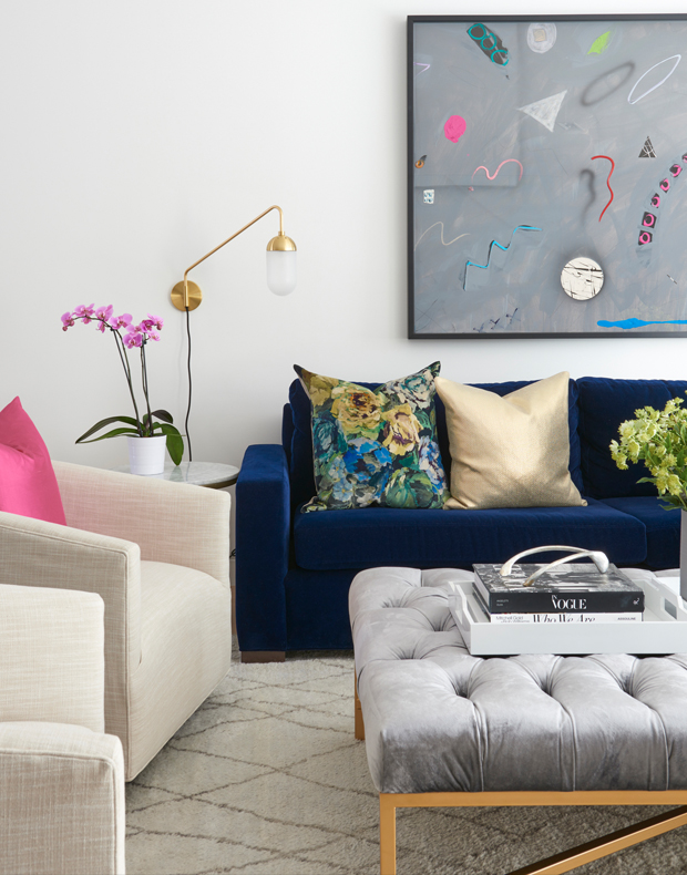 30 sofas that prove color is what your