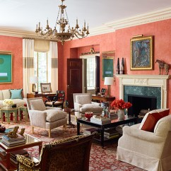 Green And Red Living Room Quality Furniture 8 From Classic To Contemporary Cullman Nyc With Marble Fireplace