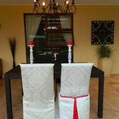 Simple Diy Chair Covers London Ontario Easy Dining Room Slip House Home Dscn1017