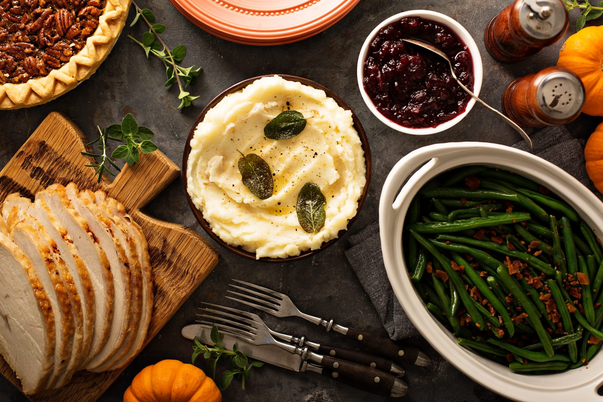 Think Outside The Traditional Thanksgiving Meal Ideas and Try These Fresh Twists