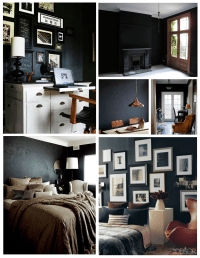 Interior Color Inspirations: The Bold & Dramatic Statement ...