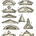 Pediments classical elements of ancient architecture house appeal