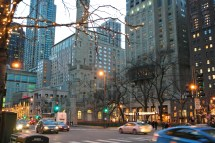 Chicago Magnificent Mile Christmas