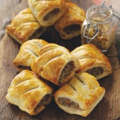 Smart Sofa Designs Big Brown Hot And Herby Sausage Rolls