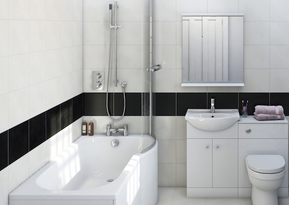 Planning A Small Bathroom