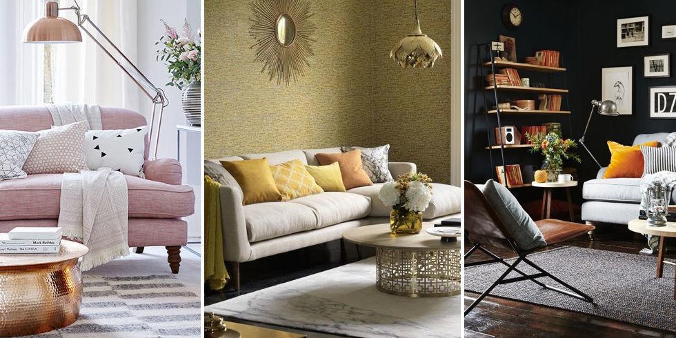 Living Room Inspiration Grey Sofa