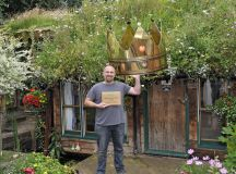 Shed of the Year 2016: West Wing owned by Kevin Herbert ...