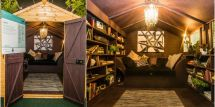 Garden Shed Interiors Design Ideas