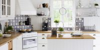 5 steps to creating a Scandinavian kitchen