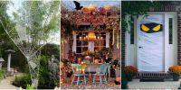 13 Inspirational Garden Ideas for Halloween - Halloween ...