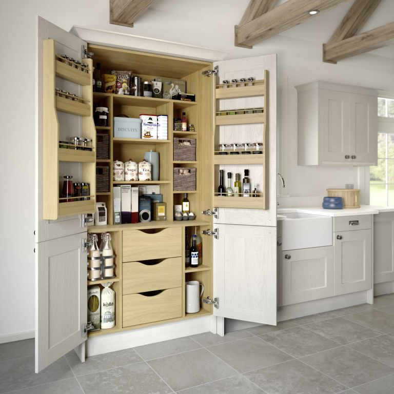 Kitchen Pantry Design Updates Whats Hot  Whats Not in