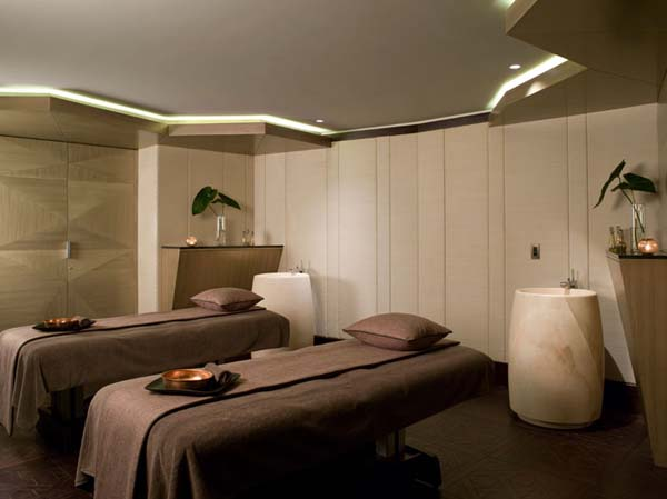 Stunning Spa Interior with Touch of Tradition Turkish Art