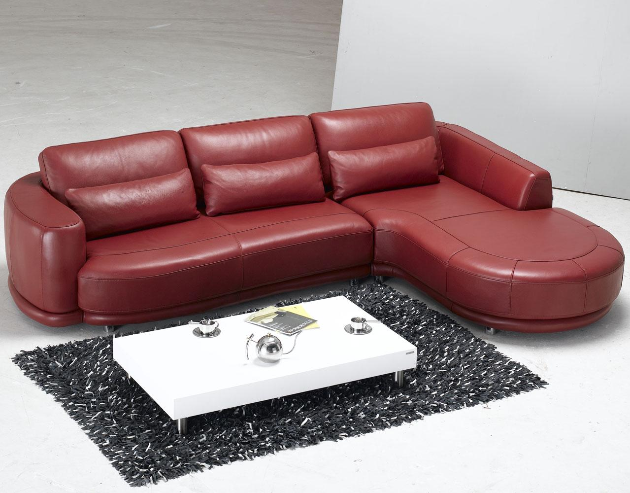 decorating with red leather sofas sofa repair london attractive for interior living room