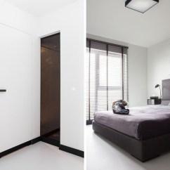 Grey Living Room Set Shabby Chic Pics Astonishing Modern Apartment Design: The Black And White ...