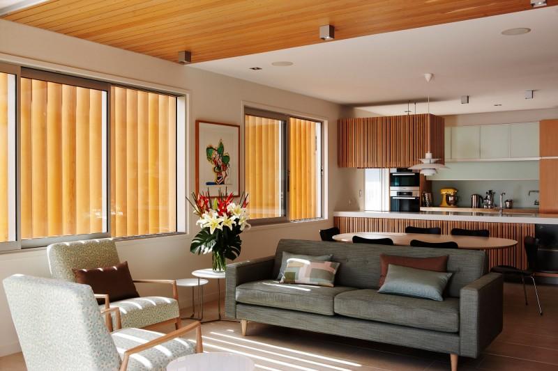 Scandinavian Modern Home with Wood Cladding  HouseBeauty