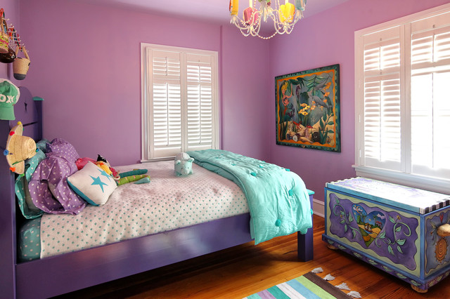 Bewitching Purple Bedroom Ideas for Mansion Bedroom Decoration  HouseBeauty