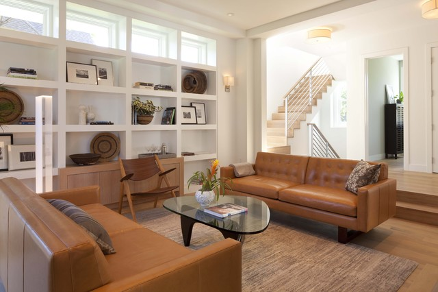 Stylish Leather Sofas for Your References  HouseBeauty