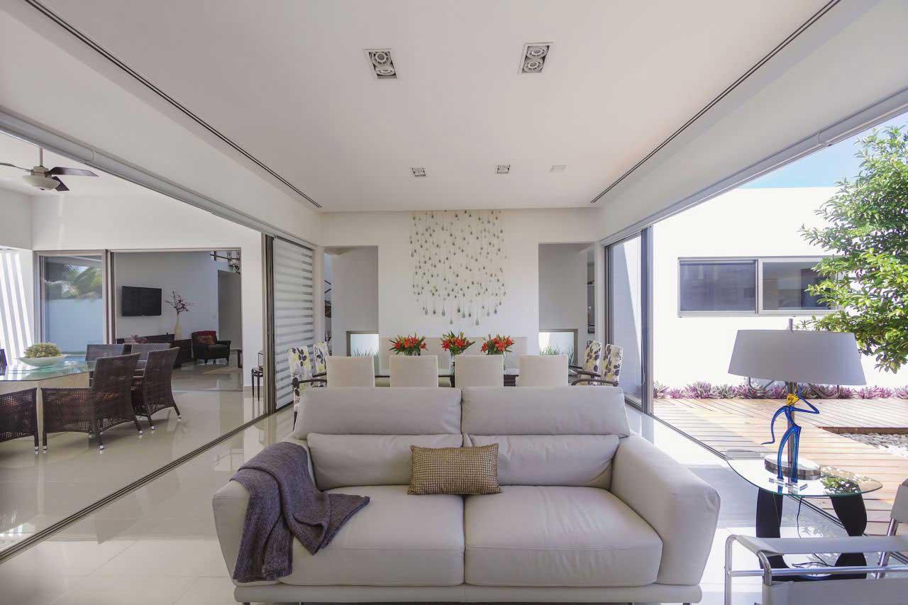 Picturesque Contemporary House Design Casa Kopche in Mexico  HouseBeauty