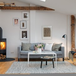 Small Living Room Coffee Table Family Unbelievable Modern Scandinavian Apartment Create Amazing ...