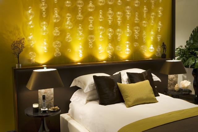 Stylish Bedroom Lighting Ideas With Interior Led Lamp