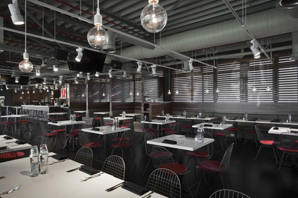 Wonderful Canteen Design For Cool Hangout Place With Your Friends HouseBeauty