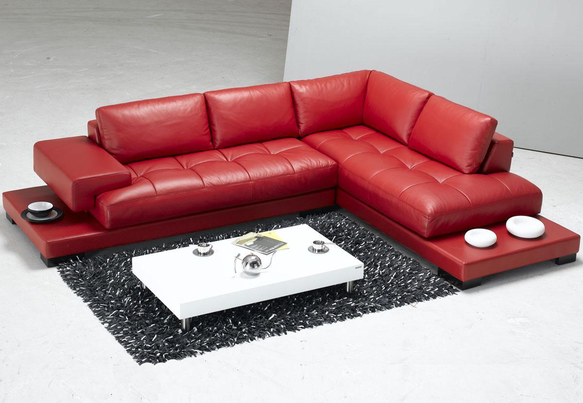 black and red leather sofa cama mercado libre venezuela attractive for interior living room