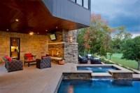 Lovely Modern Lake House Design: The Westlake Drive House ...