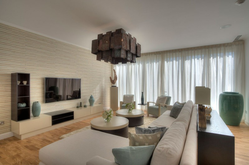 Magnificent Furniture And Decoration In Sophisticated