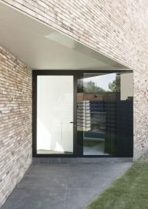 Modern House Design Exterior with Brick
