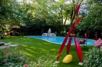 Beautiful Garden Design Idea for Colorful Garden Setting ...