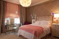 Alluring Bedroom Ideas for Young Women in Soft Color ...