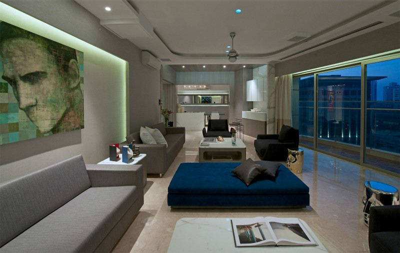 Sleek Flat Design for Your Comfortable Living Space
