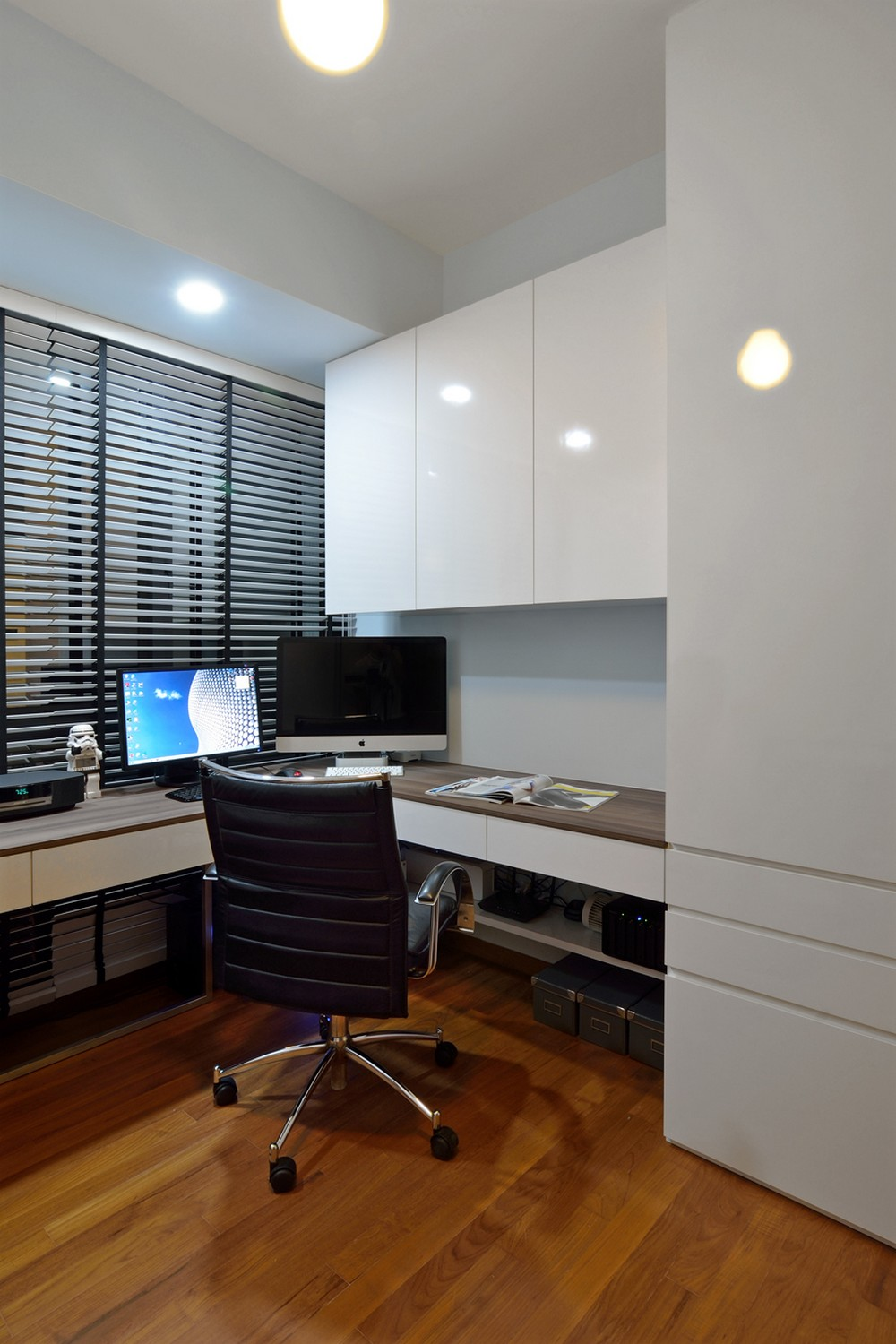 Awesome Minimalist Apartment Design The Beauty of