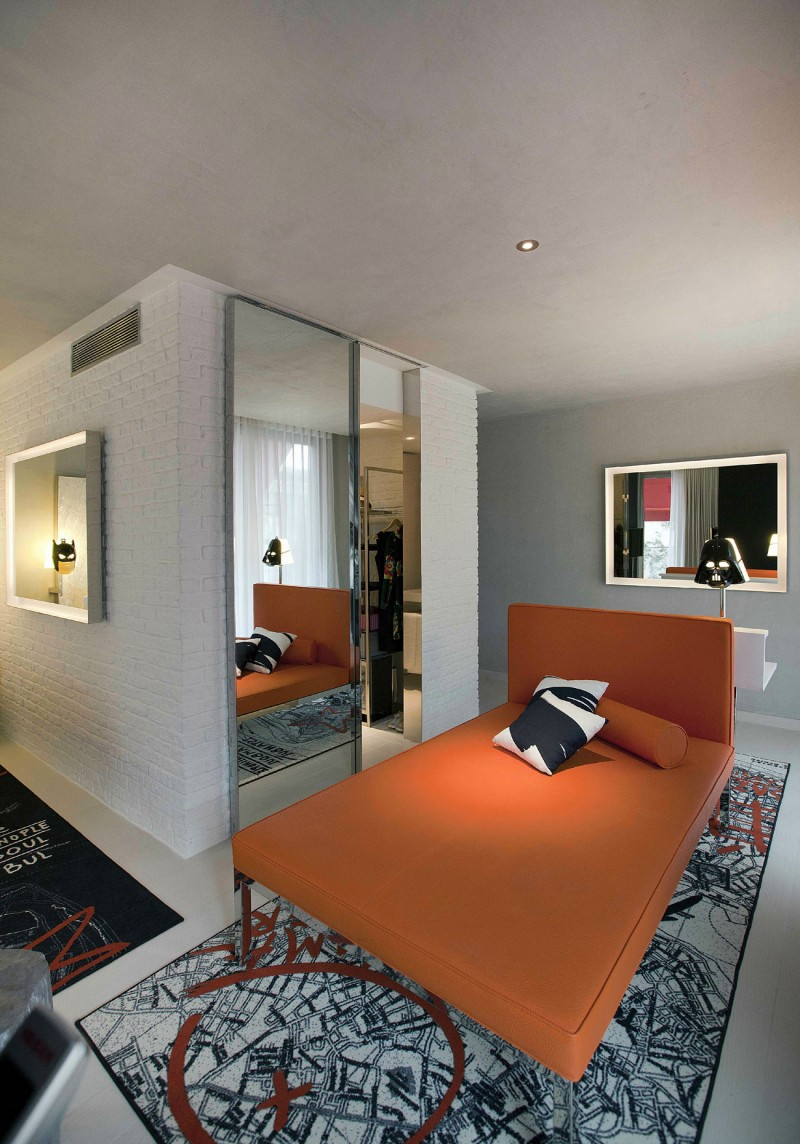 Fancy Decorating Ideas In Hotel Of Eurasian City HouseBeauty