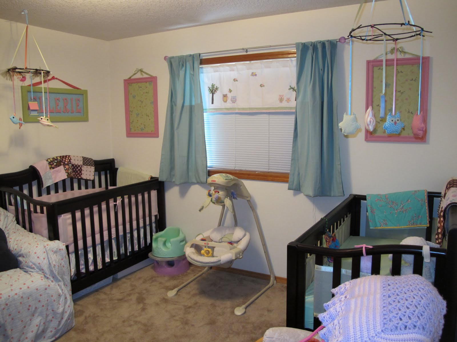 Marvelous Best Baby Cribs Designed in Twins Model for Small Room  HouseBeauty