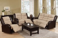 Comfortable Reclining Sofa for Resting Tired Body