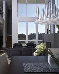 Bold Black Sofas which Serves Exquisite Interior ...