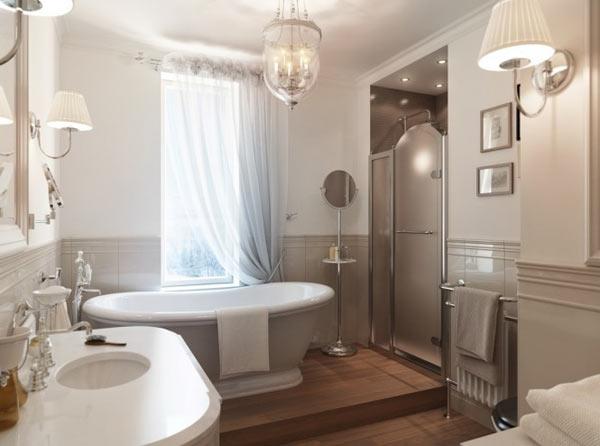 Classy Classic Interior Design In Neutral Color Decoration